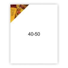 Сонет Холст на подрамнике, 40х50 см 45%хлоп.55%лен, крупное зерно
