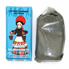 """Порошок глиняный для лепки """"Голубая волшебница"""", 1 кг"""