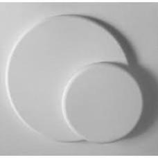 Холст на подрамнике круглый, 30 см, Китай, Синтетика